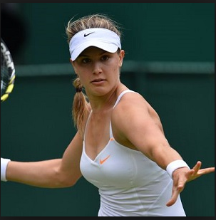 Bouchard Going for the W at Wimbledon