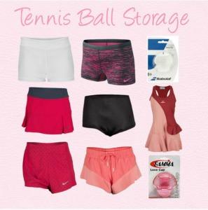 Panties Tennis Low Rise