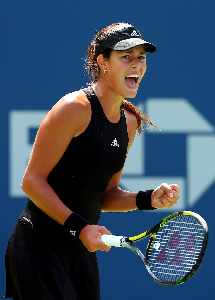Ana Ivanovic S Adidas Look For The 2014 U S Open Tennis Express Blog