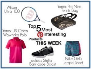 Top 5 Most Pinteresting Products this Week