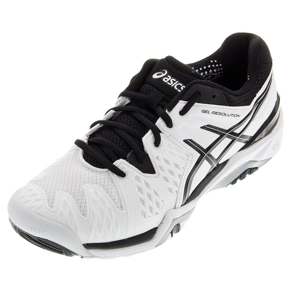 Asics Gel Resolution 6 Tennis Shoe Review | Tennis Express Blog