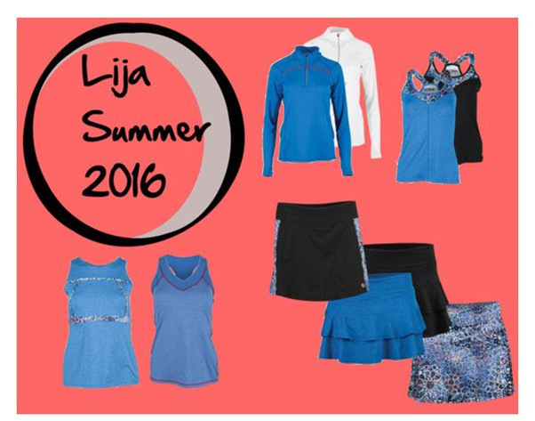 Earn the Advantage with Women's Lija Clothing