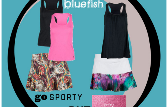 Bluefish Sport Women's Summer 2016 Clothing: Fashion-Forward and Flattering!