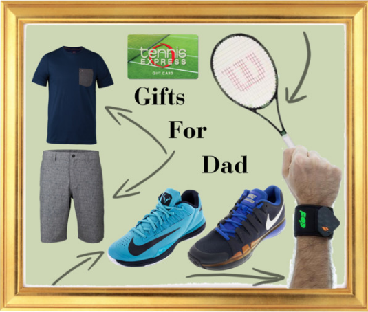 Father's Day Gifts: For Your #1 Tennis Player