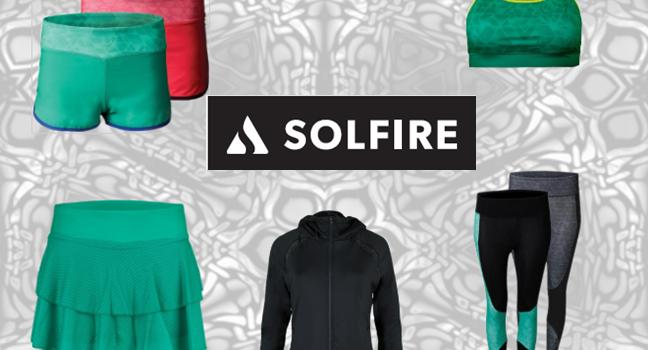 Solfire Transcend Tennis Clothing for Women