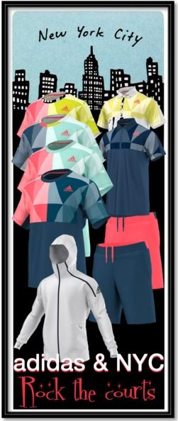 adidas Men's Pro Tennis Clothing | Train like the Pros in the US Open!