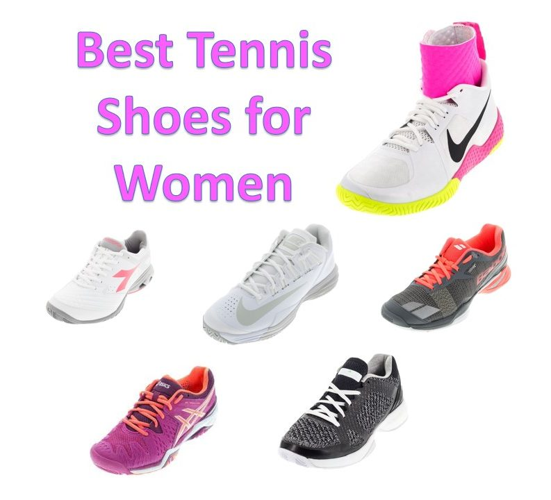 Tennis Shoes of 2016 for playing tennis