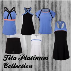 fila platinum collection