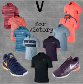 Nike Men's Holiday Tennis Clothing