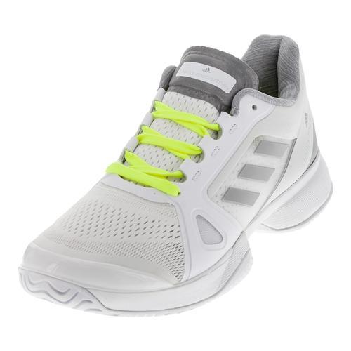 Women's adidas Stella McCartney Barricade 2017 Tennis Shoe Review ...