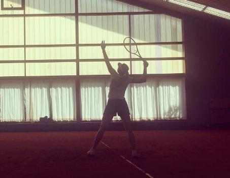 Maria Sharapova is Back!