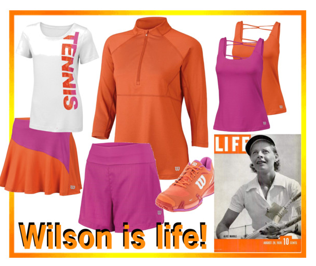 Wilson Women's Summer 2017 Apparel Collection