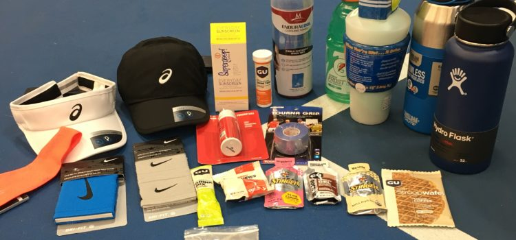 Beat the Heat: Top 5 Products For Tennis Players Who Sweat