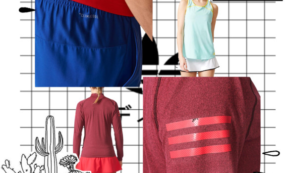 Welcome to the Club: the adidas Men's and Women's Club Tennis Clothing Collection!