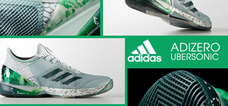NEW PRODUCT: adidas Adizero Ubersonic 3 Jade Tennis Shoe
