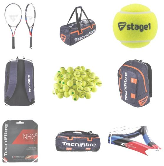 VLOG REVIEW: Talking Technifibre Tennis Rackpack Bags