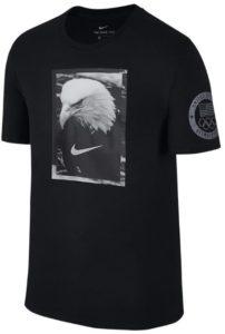 Nike Men's Eagle Tee Black