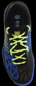 Shoe Lace Pattern for Flat Feet 2