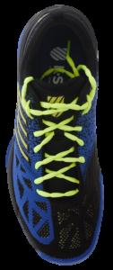 Shoe Lace Pattern to Counteract Heel Slippage 2
