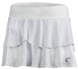 Athletic DNA Women's Tennis Skort White