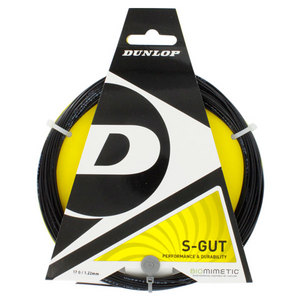 Dunlop S-Gut Black