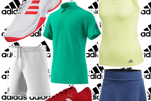 Get Ready for Indian Wells with adidas