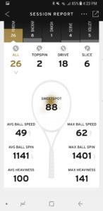 Head Sensor App Play Section