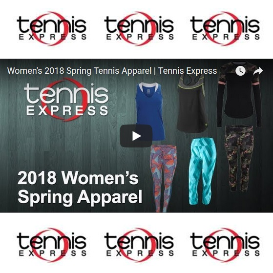 Women's 2018 Spring Tennis Apparel | Tennis Express