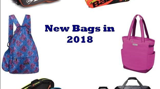 Best New Tennis Bags to Purchase in 2018