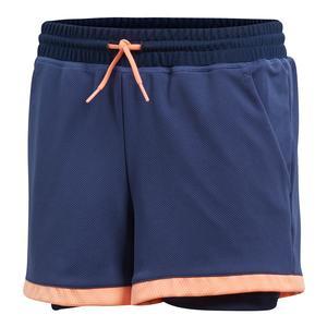 Girls Club Tennis Short