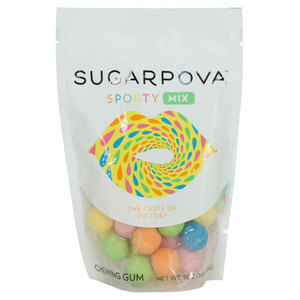 Sugarpova Mix Tennis Ball Gum