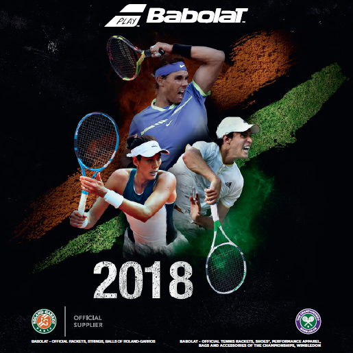 Babolat Launches French Open and Wimbledon Tennis Bags