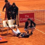 Pedro Sousa after Estoril Tournament match