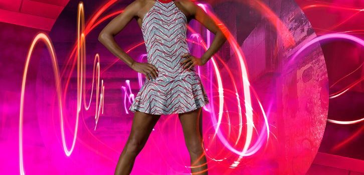 Venus Williams Sprint dress