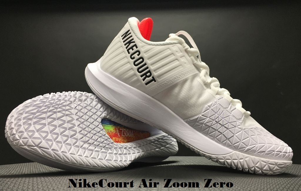 outlet store 54104 b423d Breaking Down the New NikeCourt Air Zoom Zero Tennis Shoe Thumbnail