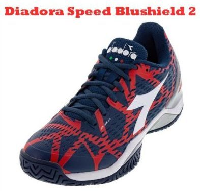Diadora Speed Blushield 2 AG Tennis Shoes