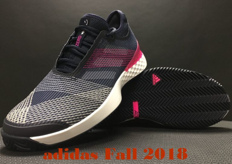 adidas Launches New 2018 Tennis Shoes