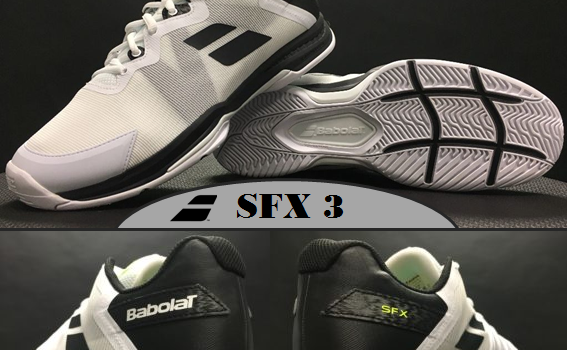 Babolat Unveils the SFX 3 All Court Tennis Shoe Thumbnail