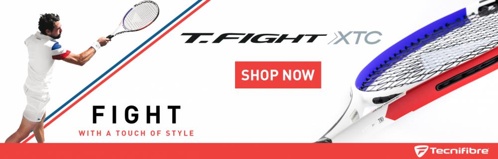 Tecnifibre TFight 305 Racquet Banner