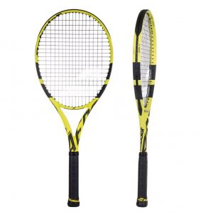 2019 Babolat Pure Aero Racquet Front View