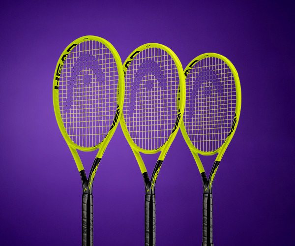 Head Extreme Racquet Family