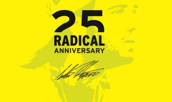 Head Radical 25 Year Anniversary with Andre Agassi