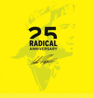 HEAD's Radical Turns 25 Years Old: Limited Editions Galore…and SuperFab