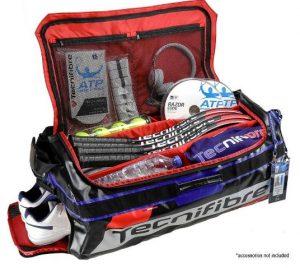 Tecnifibre Rackpack Pro Storage Space