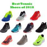 Best Tennis Shoes of 2018 Thumbnail