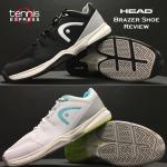 HEAD Brazer Tennis Shoe Review Thumbnail