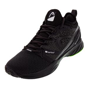 Head Men's Sprint SF Black Tennis Shoe