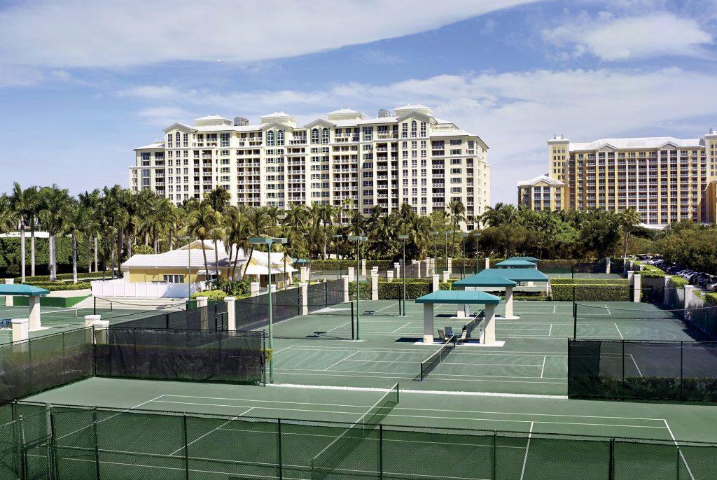 The Ritz Carlton Key Biscayne Tennis Center