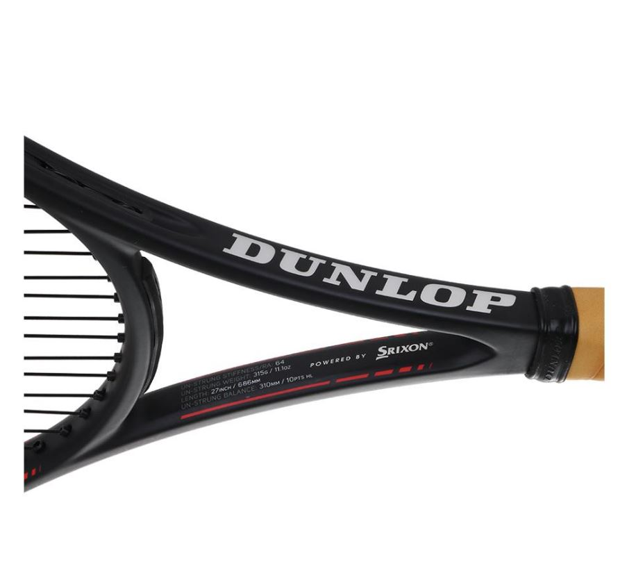 Dunlop Srixon CX 200 Tour 18x20 beam view