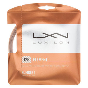 LXN Element 1.25 mm Tennis String